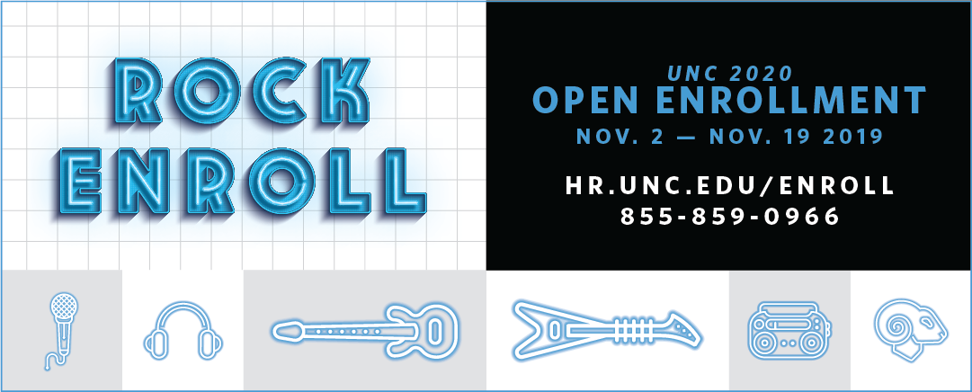 Benefits Open Enrollment Unc Human Resources